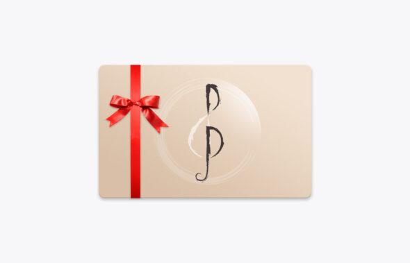 Carta Regalo DPcard!